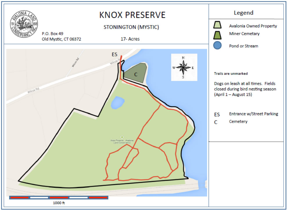 knox-preserve-map