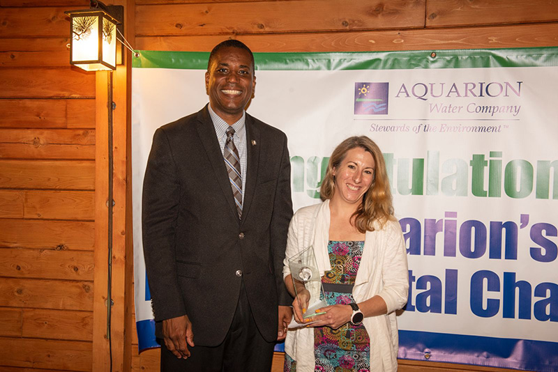 Aquarion Water Company Environmental Champion Awards