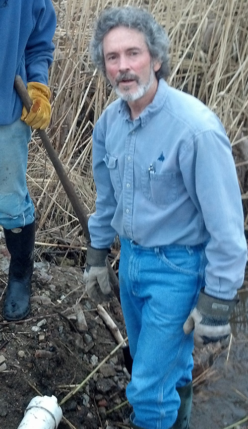 Volunteers In Focus: Jim Sullivan