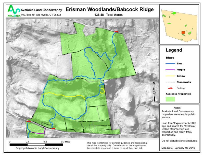 Erisman Woodlands Babcock Ridge